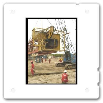 lifting and transportation services to the oil & gas industry for the drilling and production operation support
