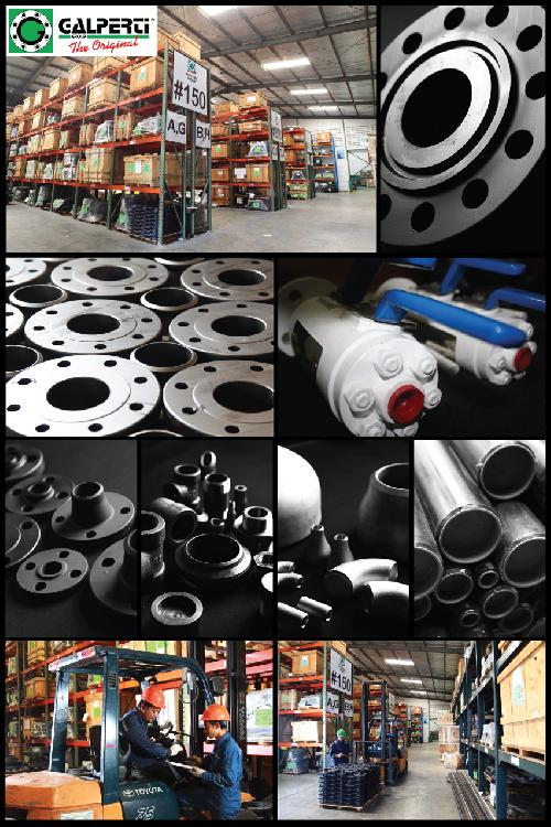 Your Reliable Partner in Piping