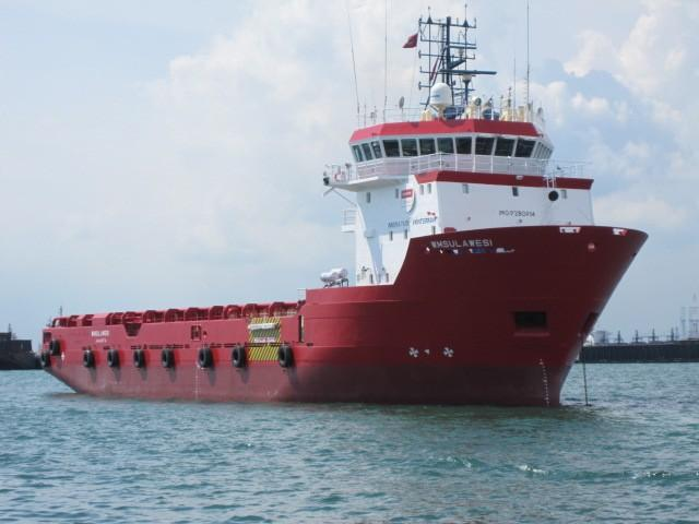 Platform Supply Vessels